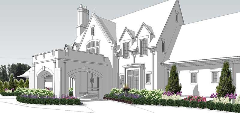 Landscaping Design & Build